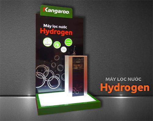 Công nghệ tạo nước kiềm Hydrogen ra mắt người tiêu dùng Việt - 1
