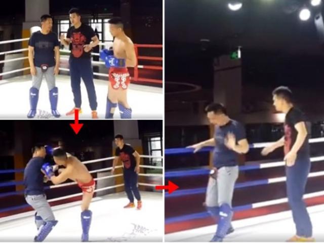 Hậu Từ Hiểu Đông: Thái Cực Quyền giúp võ Trung Quốc rửa nhục MMA? - 2