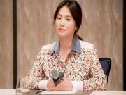 Song Hye Kyo bị dọa tạt a xít và tống tiền hàng tỉ đồng