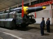 Thấy gì từ ảnh chụp tên lửa mới thử của Triều Tiên?