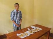 An ninh Xã hội - Đột nhập tiệm vàng, dùng dao đe doạ chủ tiệm cướp 15 lượng