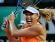 Sharapova - Baroni: Kịch bản không thể ngờ (V2 Rome Masters)