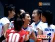 Bóng chuyền nữ: U23 VN thắng dễ Malaysia, cân não ở tứ kết