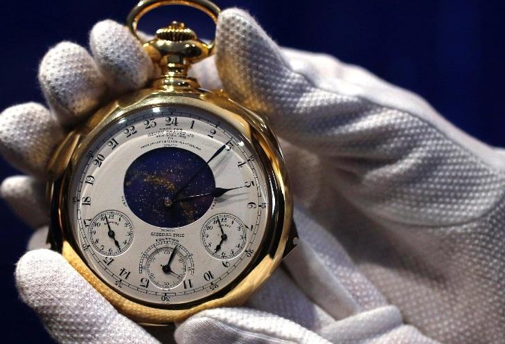 Đồng hồ trăm tỷ của vua Bảo Đại lọt top 5 chiếc đắt nhất thế giới - 4