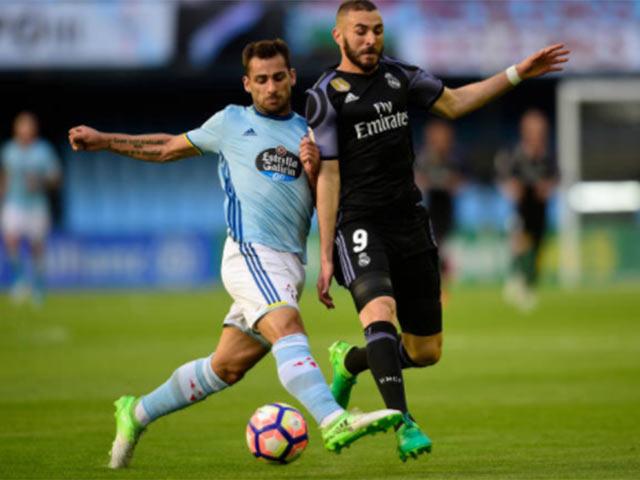 Celta Vigo - Real Madrid: Cú đúp đi vào huyền thoại