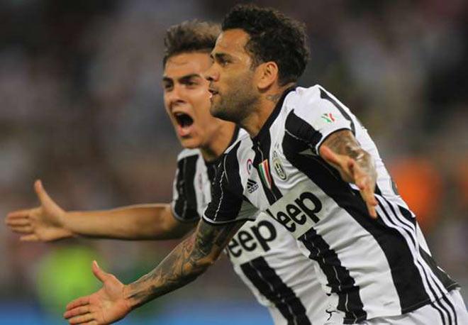 Juventus - Lazio: Bước đầu tiên tới cú ăn 3 - 1