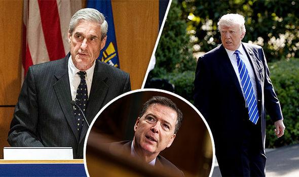 Mỹ chỉ định cựu giám đốc FBI điều tra về Tổng thống Trump - 1