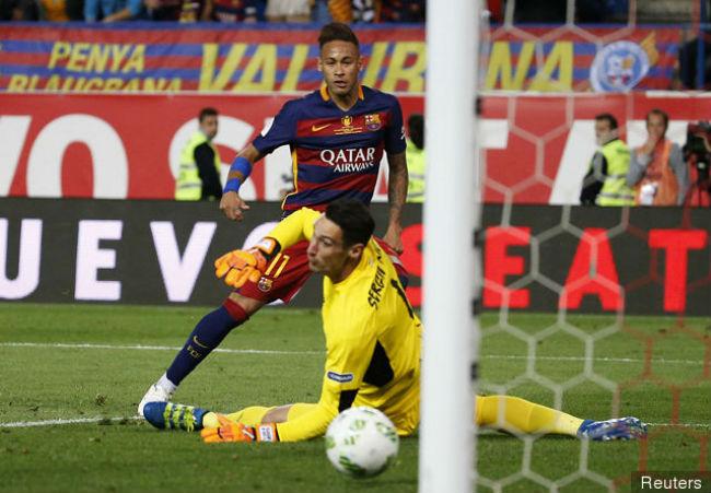 Neymar rời Barca: Chỉ chờ MU – Mourinho tái xuất Cúp C1 - 1