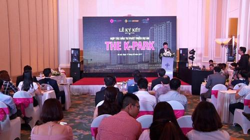 CenInvest và Hi Brand Việt Nam ký kết hợp tác cùng dự án The K - Park - 1