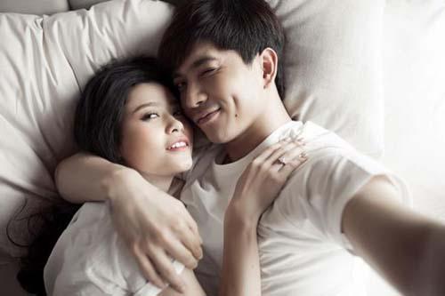 Chỉ vợ chồng Trương Quỳnh Anh mới có thể khiến fan choáng đến thế - 11
