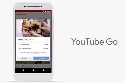 Google ra mắt Android Go cực nhẹ cho smartphone cấu hình thấp - 2