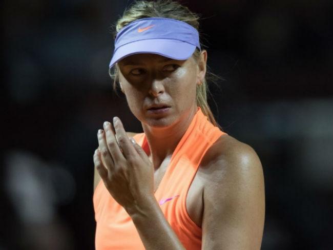 Roland Garros, đừng khóc Sharapova: Đẹp nhưng không có quyền - 2