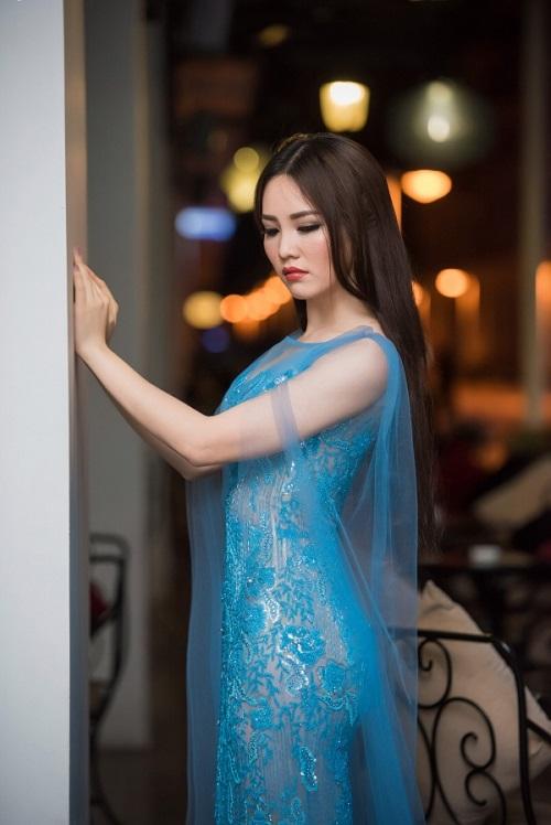 """2 kiều nữ VTV soán ngôi """"nữ thần xuyên thấu"""" của dàn gái đẹp nhà đài - 3"""