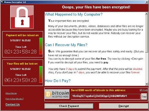 Toàn cảnh về vụ mã độc WannaCry - 1