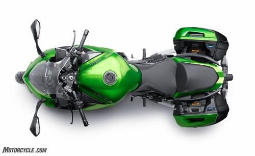 5 sự thật thú vị về Kawasaki Ninja 1000 ABS - 3