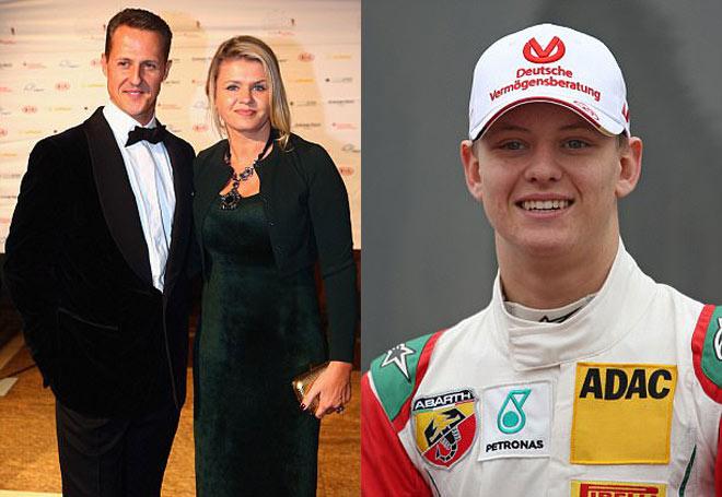 Vận hạn Schumacher: Bố chưa tỉnh, con đau đầu vụ tống tiền 22 tỷ VNĐ - 1