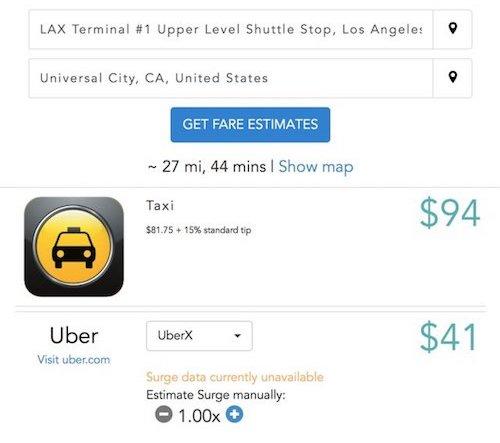 4 mẹo giúp tiết kiệm chi phí khi đi taxi Uber - 1