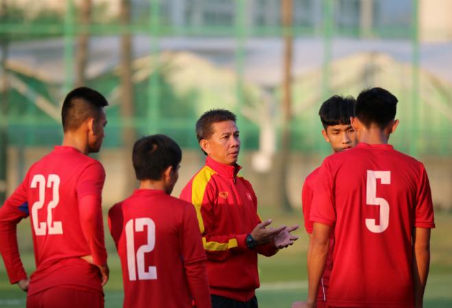 """U20 Việt Nam: """"Đàn em"""" Công Phượng băng chân tập cực sung - 8"""