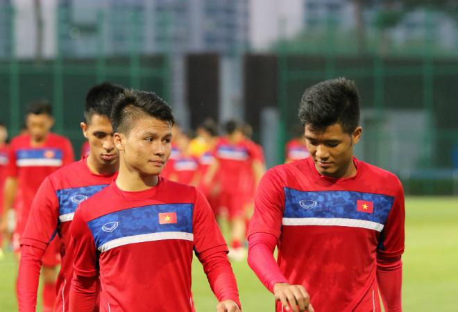"""U20 Việt Nam: """"Đàn em"""" Công Phượng băng chân tập cực sung - 13"""