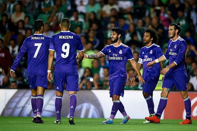 """Real Madrid, siêu dự bị tỏa sáng: """"Quái vật"""" hai đầu - 1"""