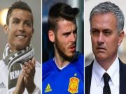 """Bóng đá - Chuyển nhượng MU: Ronaldo hại """"người cũ"""" vụ De Gea"""