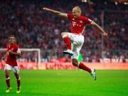 Bóng đá - Bàn thắng đẹp V33 Bundesliga: Robben kẻ phán xử