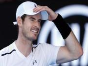 Thể thao - Tồi tệ Murray: Nadal, Djokovic lăm le ngôi số 1 thế giới