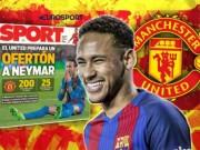 Bóng đá - Neymar rời Barca: Chỉ chờ MU – Mourinho tái xuất Cúp C1