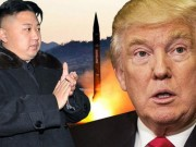 Thế giới - Trump chỉ có 10 phút đáp trả nếu Triều Tiên nã hạt nhân