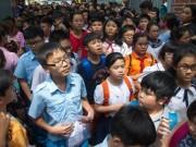 """Giáo dục - du học - Tuyển sinh lớp 6 """"nóng"""" vì nhiều học sinh giỏi"""