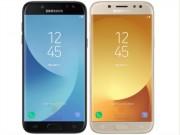 Dế sắp ra lò - Galaxy J5 và J7 (2017) có camera chính 13MP, giá 7 triệu đồng
