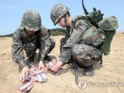 Thế giới - Phát hiện hàng ngàn tờ rơi lạ của Triều Tiên ở Hàn Quốc