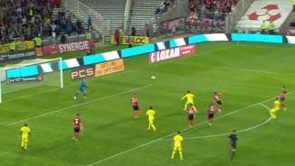Bàn thắng đẹp V37 Ligue 1: Tiki-taka và siêu phẩm như Barca