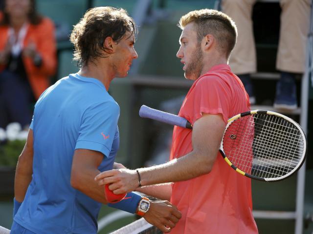 Nadal – Sock: Khác biệt ở dứt điểm (V3 Rome Masters)