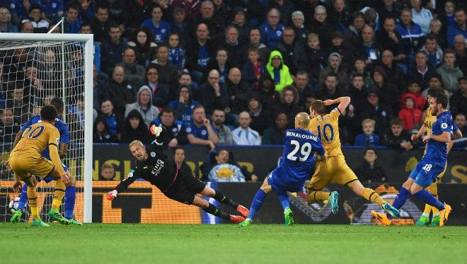 """Leicester - Tottenham: 7 bàn & """"song sát"""" đáng sợ - 1"""