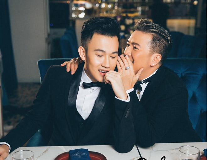 Bị đồn yêu Dương Triệu Vũ, Mr. Đàm chính thức lên tiếng - 3