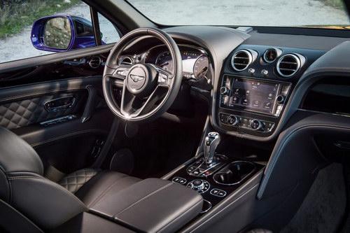 10 ô tô có thiết kế nội thất xuất sắc nhất 2017 - 2