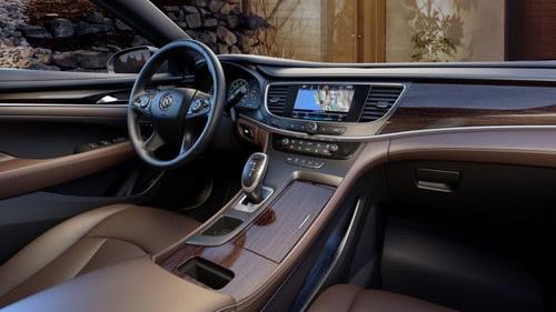10 ô tô có thiết kế nội thất xuất sắc nhất 2017 - 3