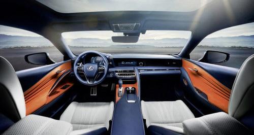 10 ô tô có thiết kế nội thất xuất sắc nhất 2017 - 5