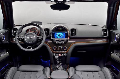 10 ô tô có thiết kế nội thất xuất sắc nhất 2017 - 9