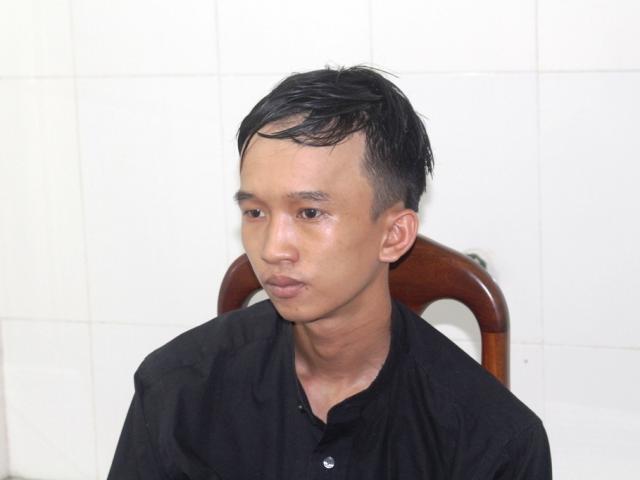 Cô gái bị người yêu đâm gục trên bãi đất trống ở Sài Gòn