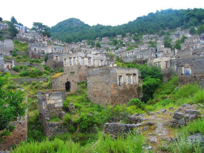 """Câu chuyện bí mật về thị trấn """"ma"""" hoang phế ở Thổ Nhĩ kỳ - 8"""