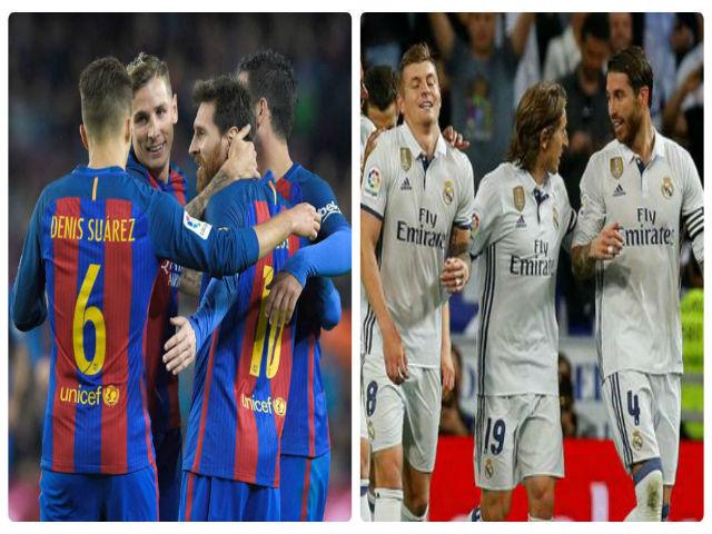 La Liga trước vòng 38: Real & ám ảnh trước