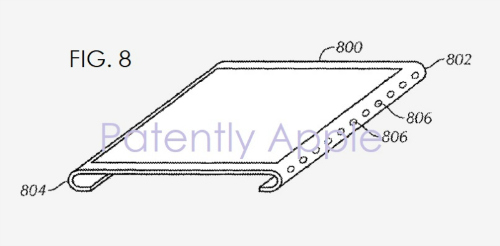 Apple đã có bằng sáng chế màn hình Edge to Edge cho iPhone 8 - 1