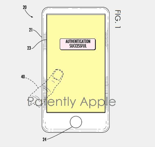 Apple đã có bằng sáng chế màn hình Edge to Edge cho iPhone 8 - 2
