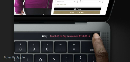 Apple đã có bằng sáng chế màn hình Edge to Edge cho iPhone 8 - 3