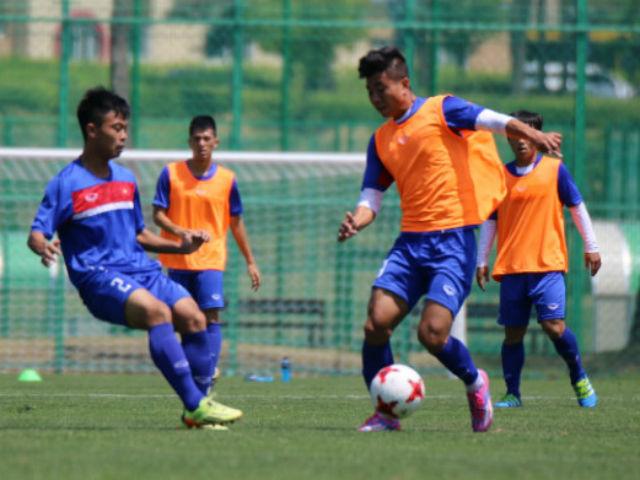 U20 Việt Nam được Xuân Trường cổ vũ, thấy New Zealand