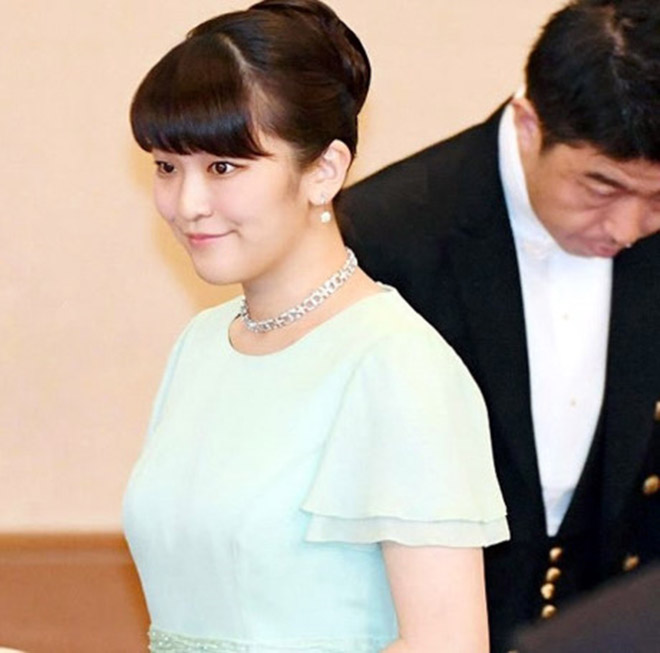 Dung nhan công chúa Nhật từ bỏ địa vị yêu thường dân - 5