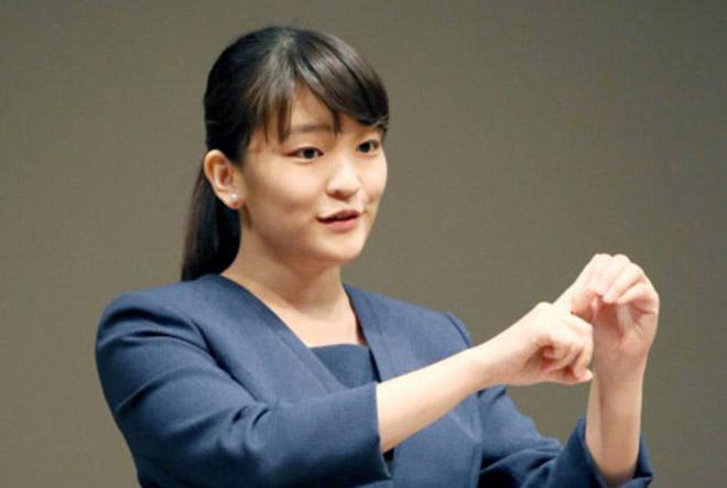 Dung nhan công chúa Nhật từ bỏ địa vị yêu thường dân - 6