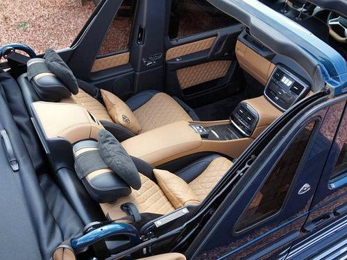 """SUV Maybach G650 Landaulet giá """"ngất ngưởng"""" 32,1 tỷ Đồng - 3"""